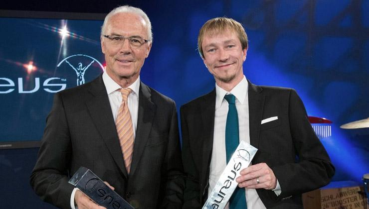 Laureus Medienpreis 2013: Die Preisträger