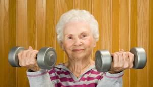 Lebenslang fit – Sport im Alter
