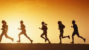 Geteiltes Leid – Laufen in der Gruppe