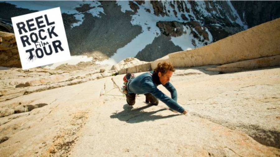 Die Faszination Klettern – Reel Rock Film Tour-Stopp in München