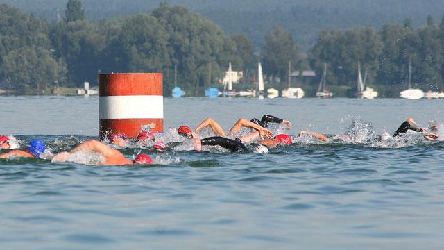 Schwimmbestzeit beim Wettkampf - so klappt's
