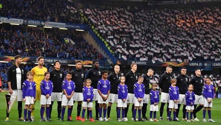 Eintracht Frankfurt versteigert Trikots der Europa-Helden