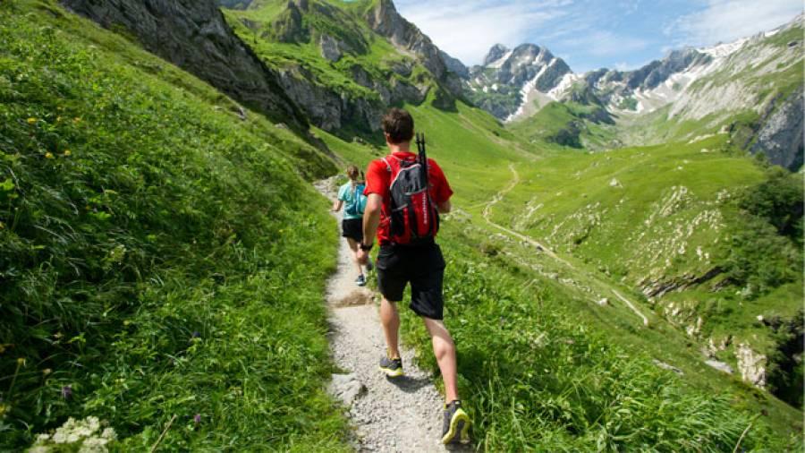 Synapse: Ein Schuh, der Hiking und Running verbindet