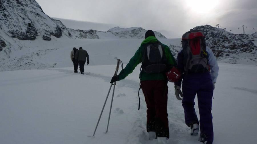Dem Himmel ganz nah – Skigebiet Pitztal und Tirols höchster Gletscher