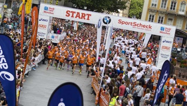 Das war der Stadtlauf München