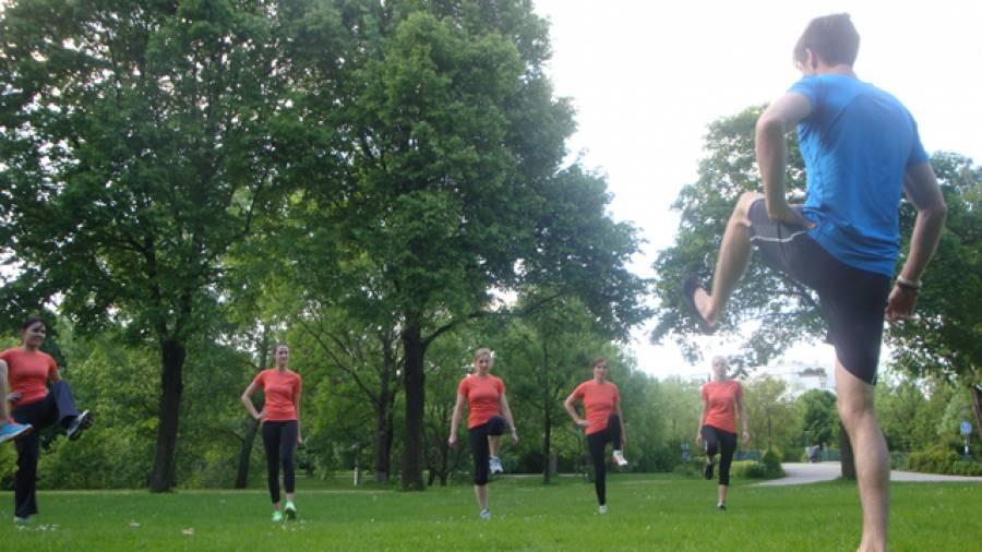 Naturraum statt Fitnessraum - Nature Fitness