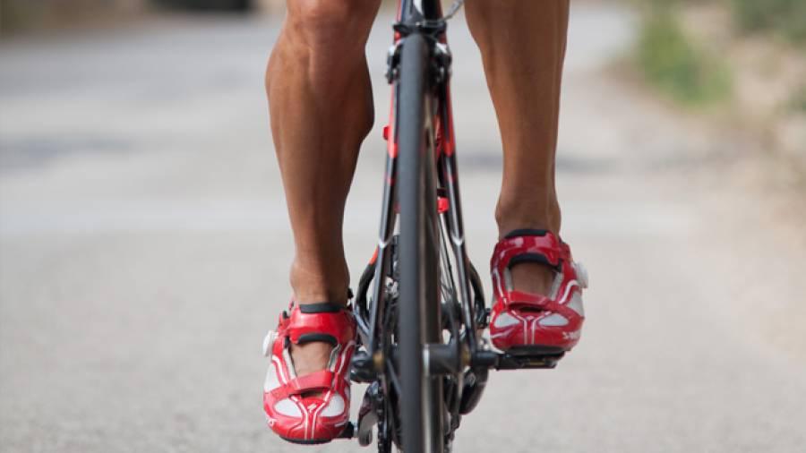 Radfahren: Rasierte Beine machen doch schneller