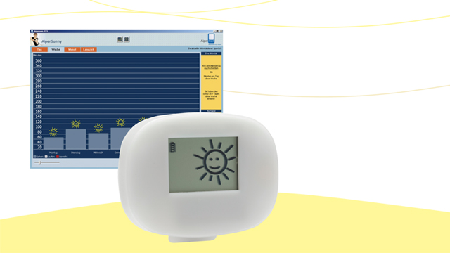 Produkttest Aiper Sunny 333