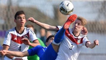 DFB Nachwuchs: U16-Junioren verlieren gegen Frankreich