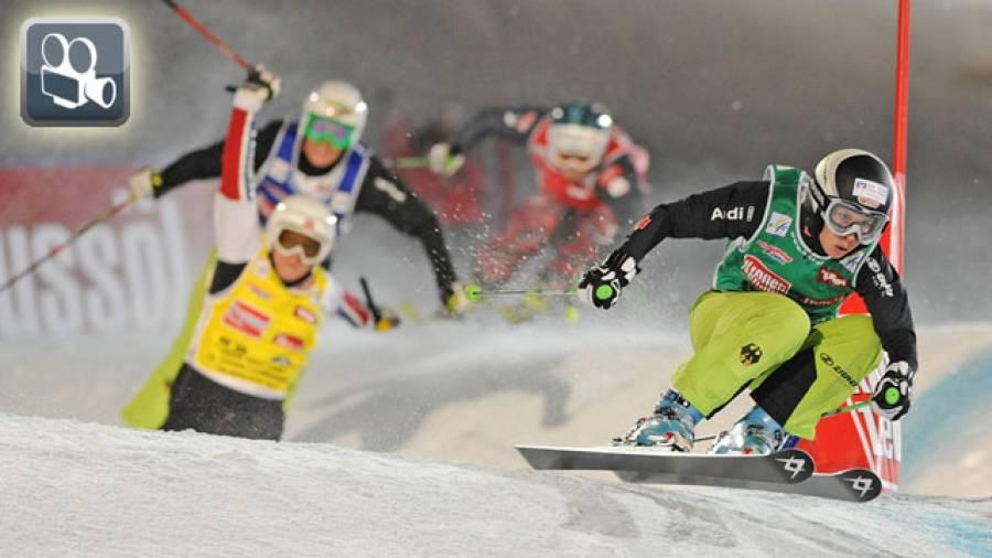 Erster Weltcupsieg Für Zacher - Kolumne zum Skicross-Weltcup