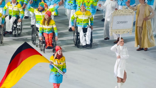 Schlagkräftiges Team für die Paralympics