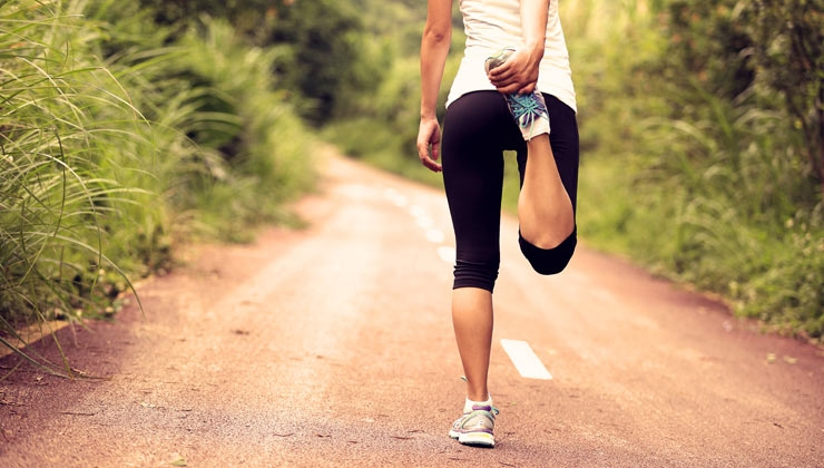 Die Muskeln dehnen: Das sind die Möglichkeiten