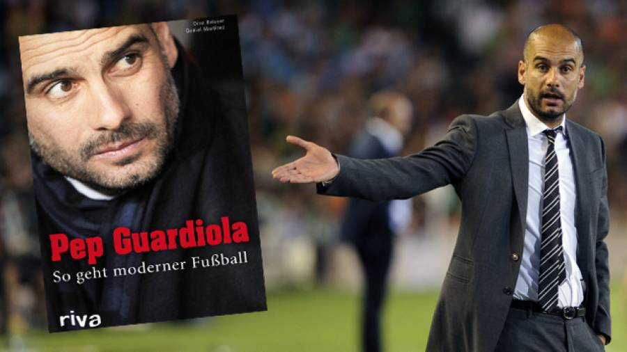 Rezension: Pep Guardiola – So geht moderner Fußball