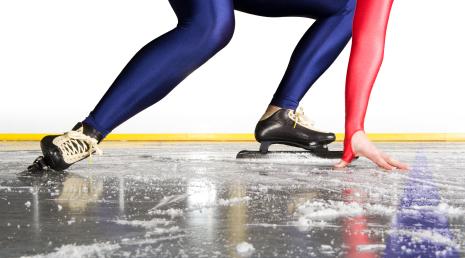Stephanie Beckert gewinnt Silber im Eisschnelllauf