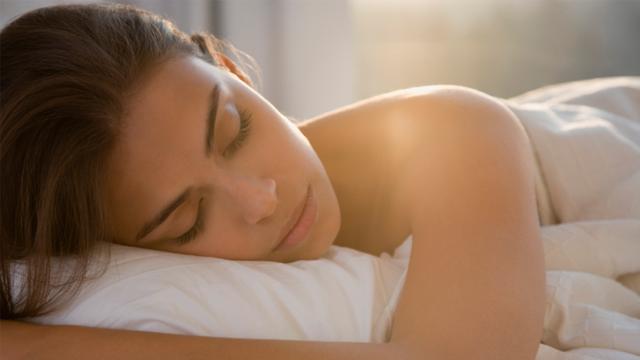 Fettverbrennung: So funktioniert Schlank im Schlaf