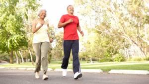 Gesundheitsplus - Länger beschwerdefrei leben durch Jogging