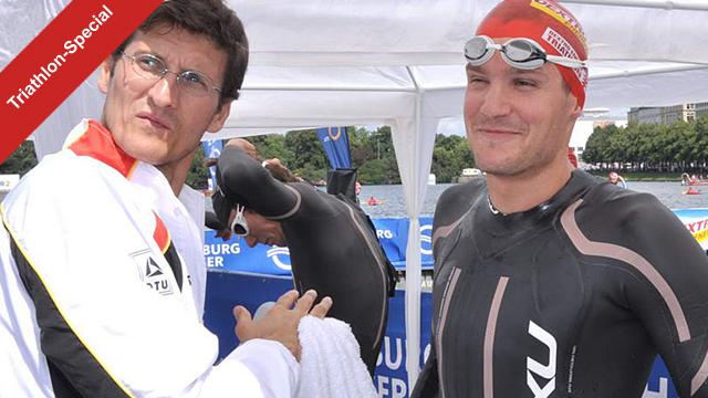 Triathlon: Kurzdistanz-Trainingsplan von Roland Knoll
