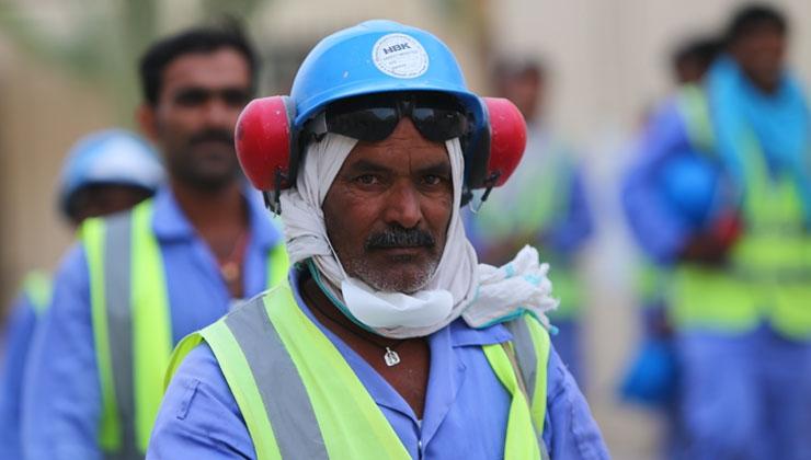 Fussball Wm 2022 Katar Will Arbeitsgesetze Reformieren