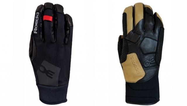 Einen für hoch, einen für runter – Handschuhe für die Skitour