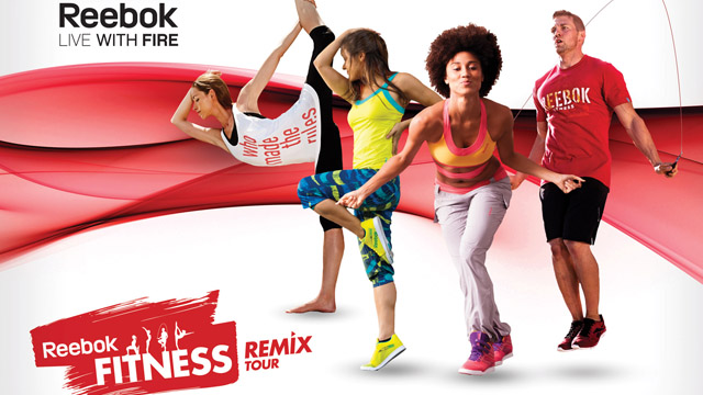 Die Fitness Remix Tour 2013 – Sei dabei!