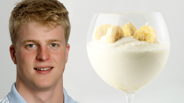 Steffen Deiblers Bananenquark