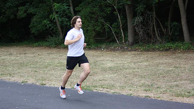 Ruhig Blut – Sport senkt den Blutdruck