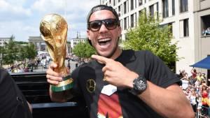 Meine Zeit ist noch nicht gekommen - Interview mit Lukas Podolski