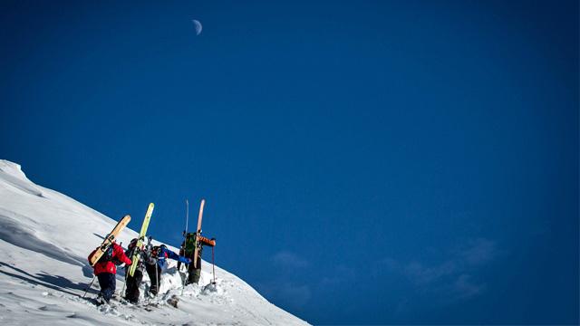 Sway Skis - Performance und Leichtbau vereint