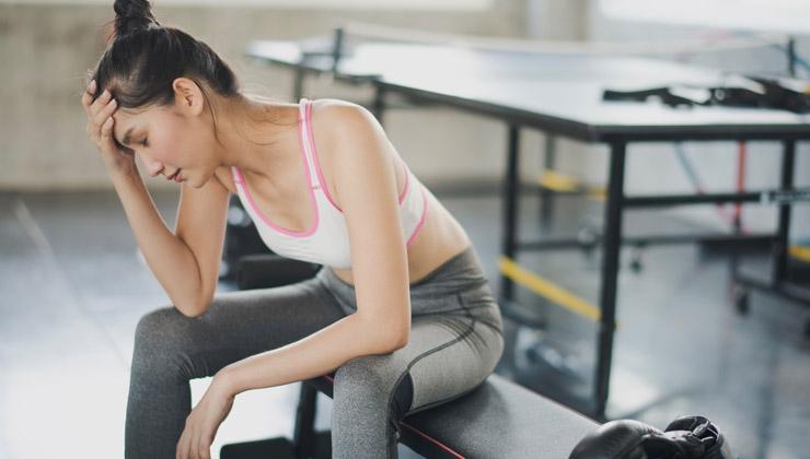 Migräne(prophylaxe) und Sport? Was es zu beachten gibt