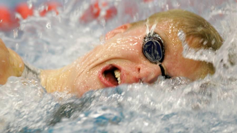 Schwimm-Workout mit Steffen Deibler