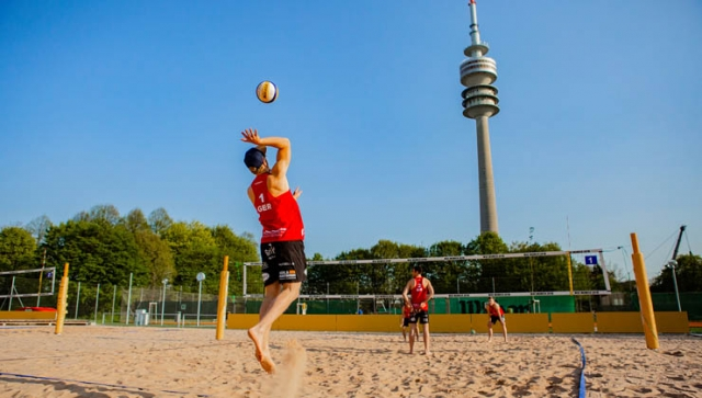 Studierenden-Weltmeisterschaft im Beachvolleball
