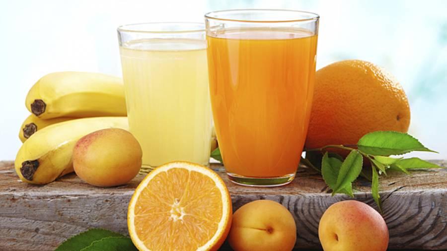 Saft, Fruchtsaft oder Nektar – wo ist der Unterschied?