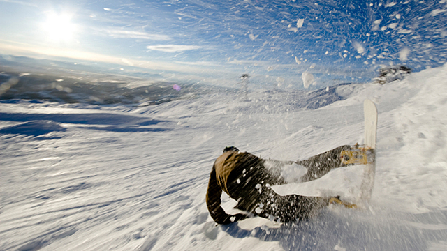 Sportverletzungen: Der Skidaumen