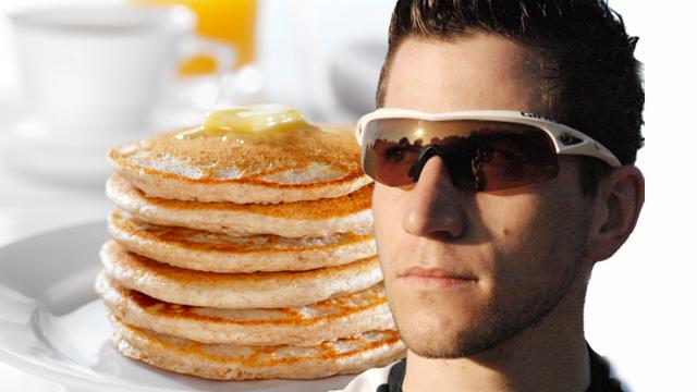 Apfelpfannkuchen von Triathlon-Profi Till Schramm