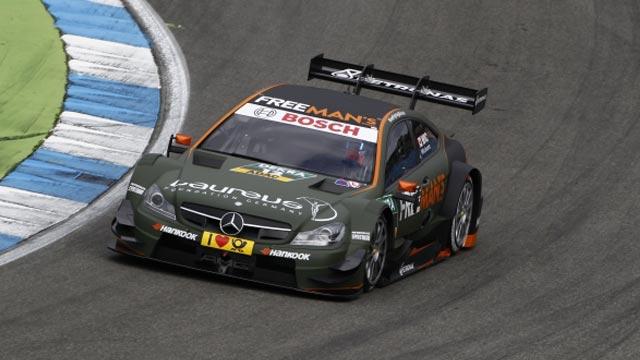 DTM: Robert Wickens fährt für Laureus