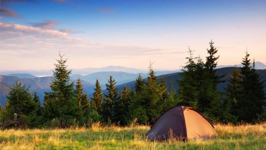Neustart für die innere Uhr - Campen