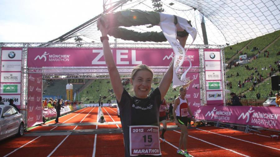 Hahn und Hamann siegen bei der Deutschen Marathonmeisterschaft