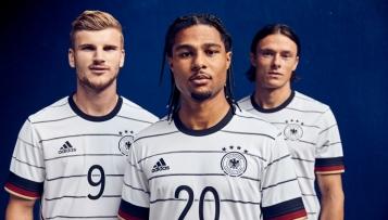 DFB und adidas präsentieren neues Trikot der Nationalmannschaft