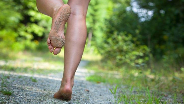 Barfußlaufen – Fluch oder Segen?