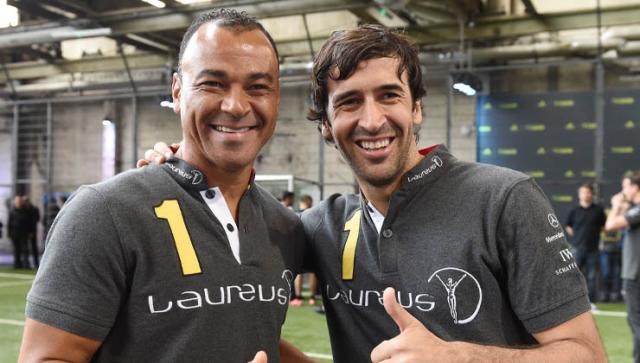 Cafu: Wahre Champions zeigen den Weg