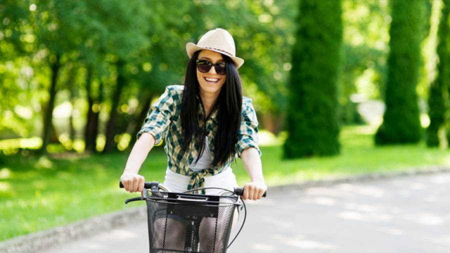 Fahrradhelme in Hut-Optik