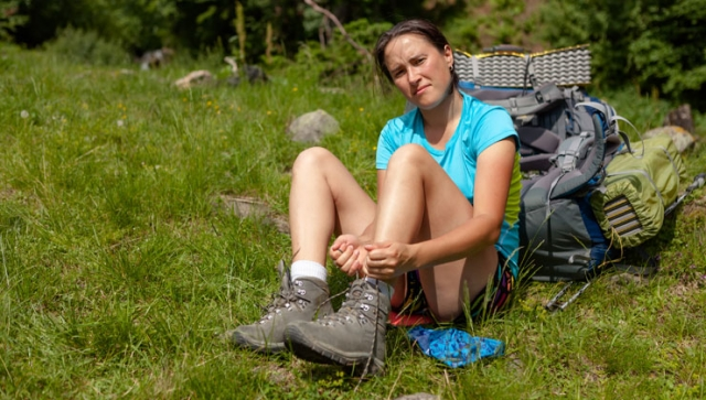 Tipps: Blasen in Schuhen vermeiden
