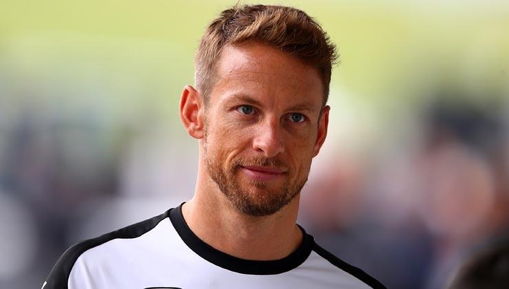 Jenson Button bleibt in der Formel 1