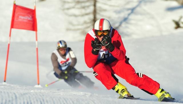 Das längste Skirennen der Welt