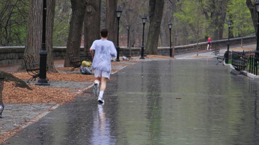 Die größten Fehler beim Sport im Herbst und Winter