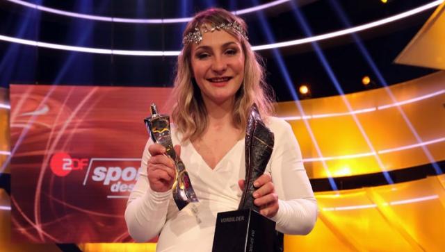 Unterstützungsfonds für verunglückte Bahnrad-Olympiasiegerin Vogel