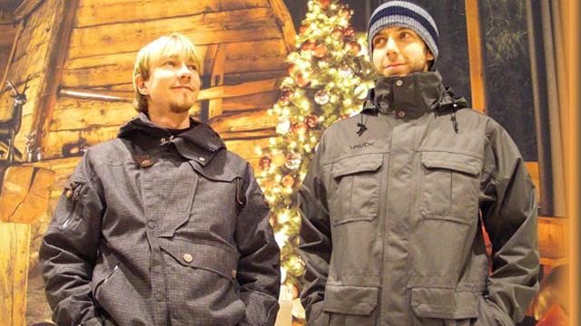 Produkttest: Vaude Lhasa Jacket und Vaude Arol Jacket