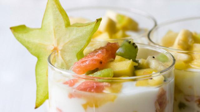 Naschen erlaubt - Minimax-Ideen für eine gesunde Zwischenmahlzeit