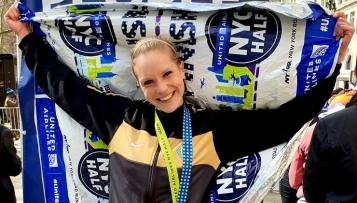 New York Halbmarathon 2019 – off the Bucket List