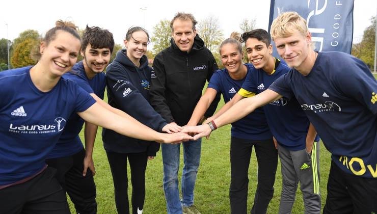 Das Laureus Sport for Good Jugendcamp im Video